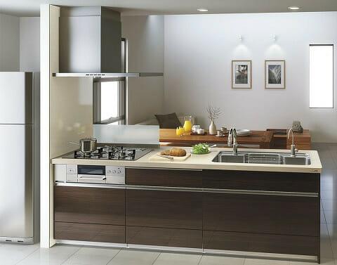 LIXIL セパレートキッチンのメーカーを比較しました