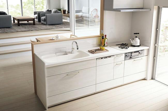 【LIXIL/アレスタ】人気でおすすめできる対面キッチンのメーカーはコレ!