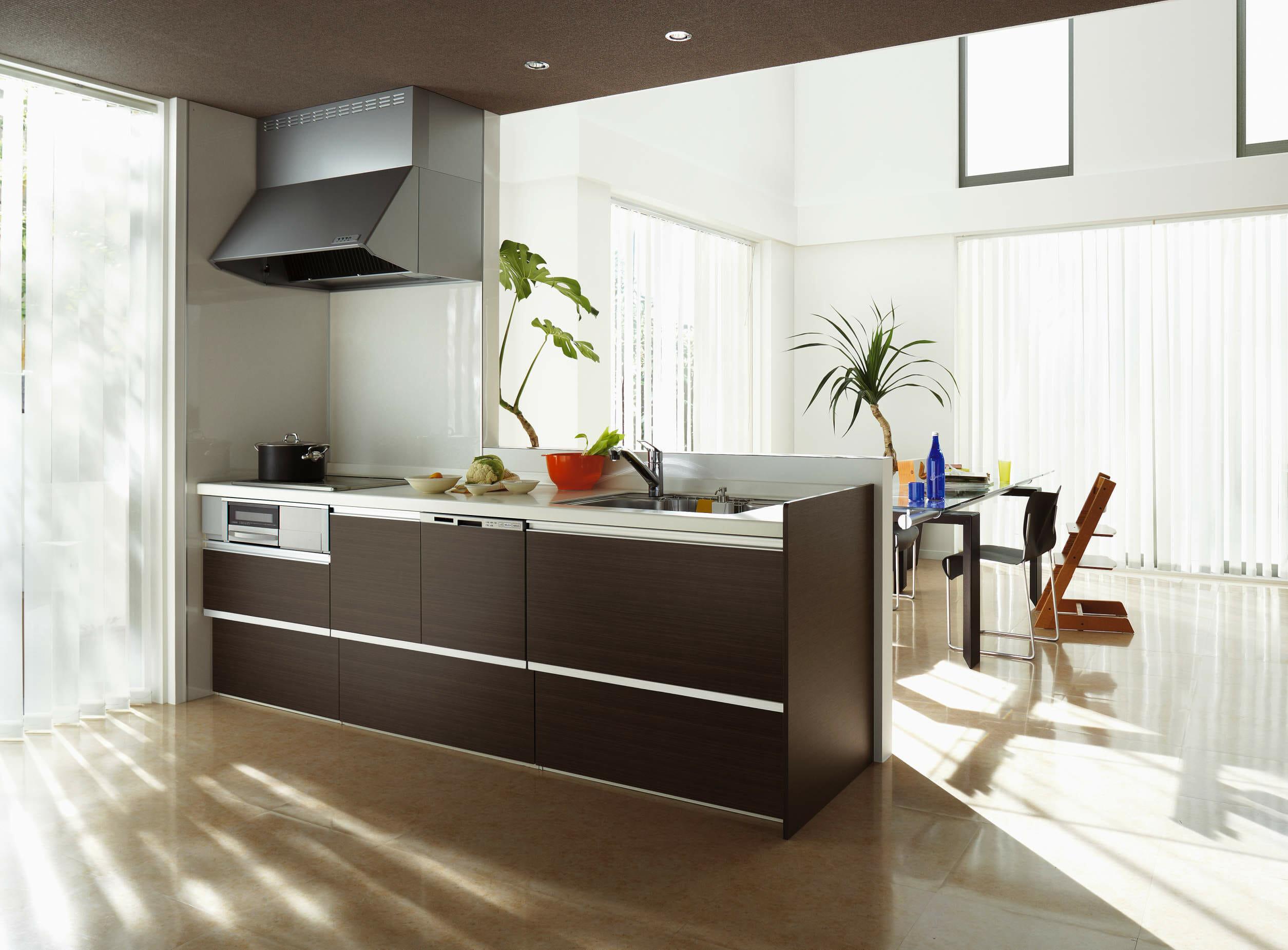 【クリナップ/ラクエラ】人気でおすすめできる対面キッチンのメーカーはコレ!