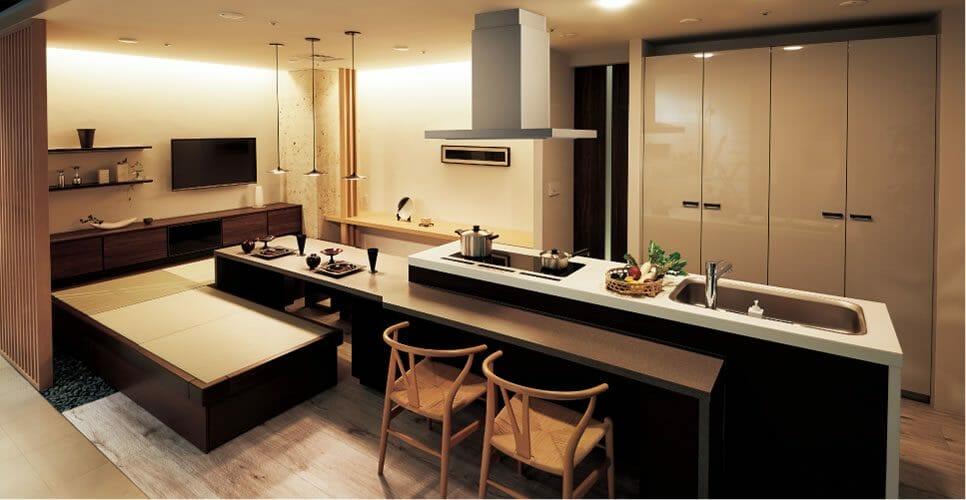 『L-class』シリーズのシステムキッチン 家事負担を軽減するパナソニックのキッチンの取組み