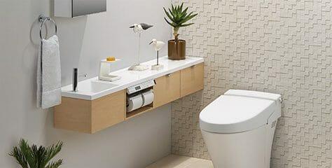 トイレに手洗器だけを取り付けるリフォームが人気のある理由