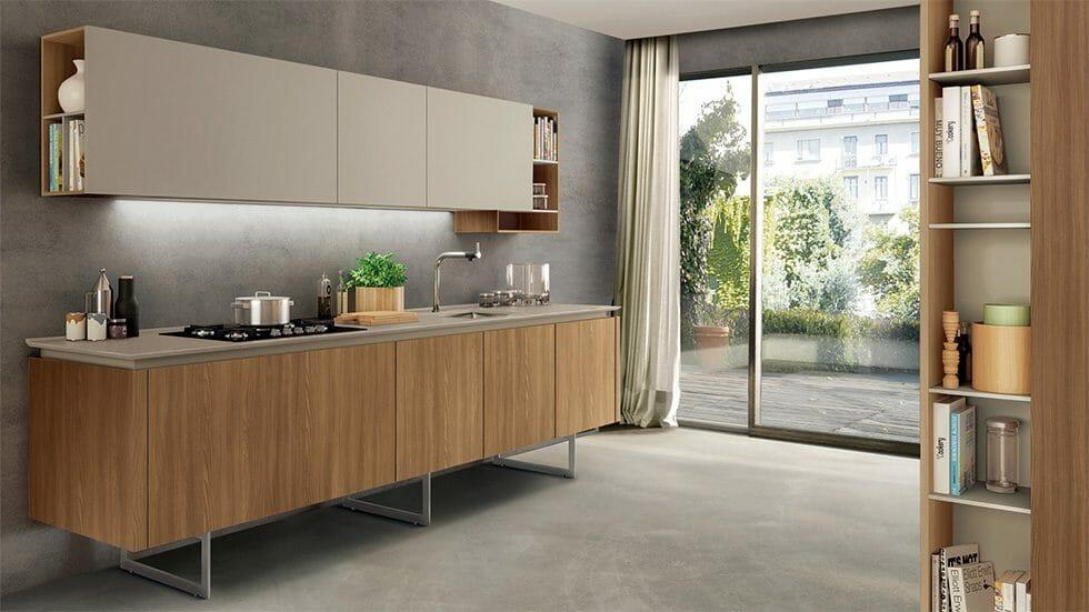 ユーロモービル(イタリア)のキッチン