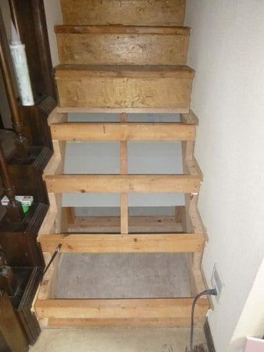 階段を架け替えるリフォームで安全性を高めよう