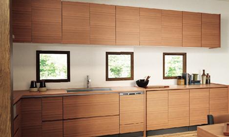 一級建築士が手掛けるリフォームで理想のキッチンを!