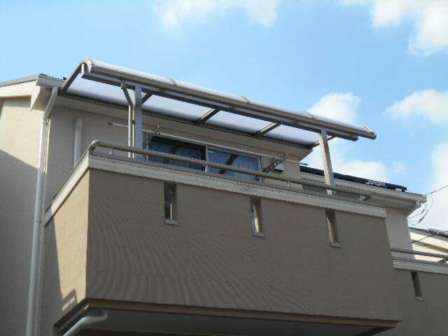 窓やバルコニー、ベランダの施工事例が豊富