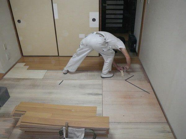 畳の交換などの小規模なリフォームにも対応