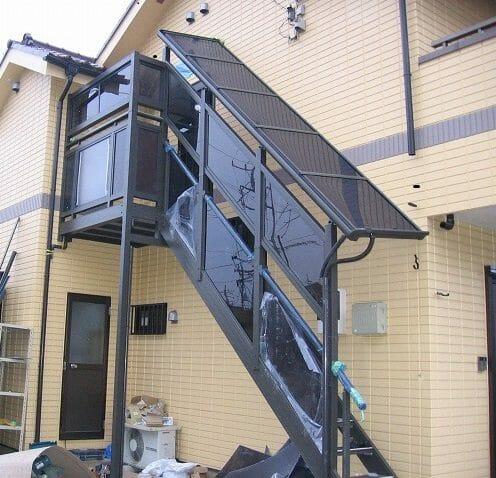 外階段を設置する際に注意すること
