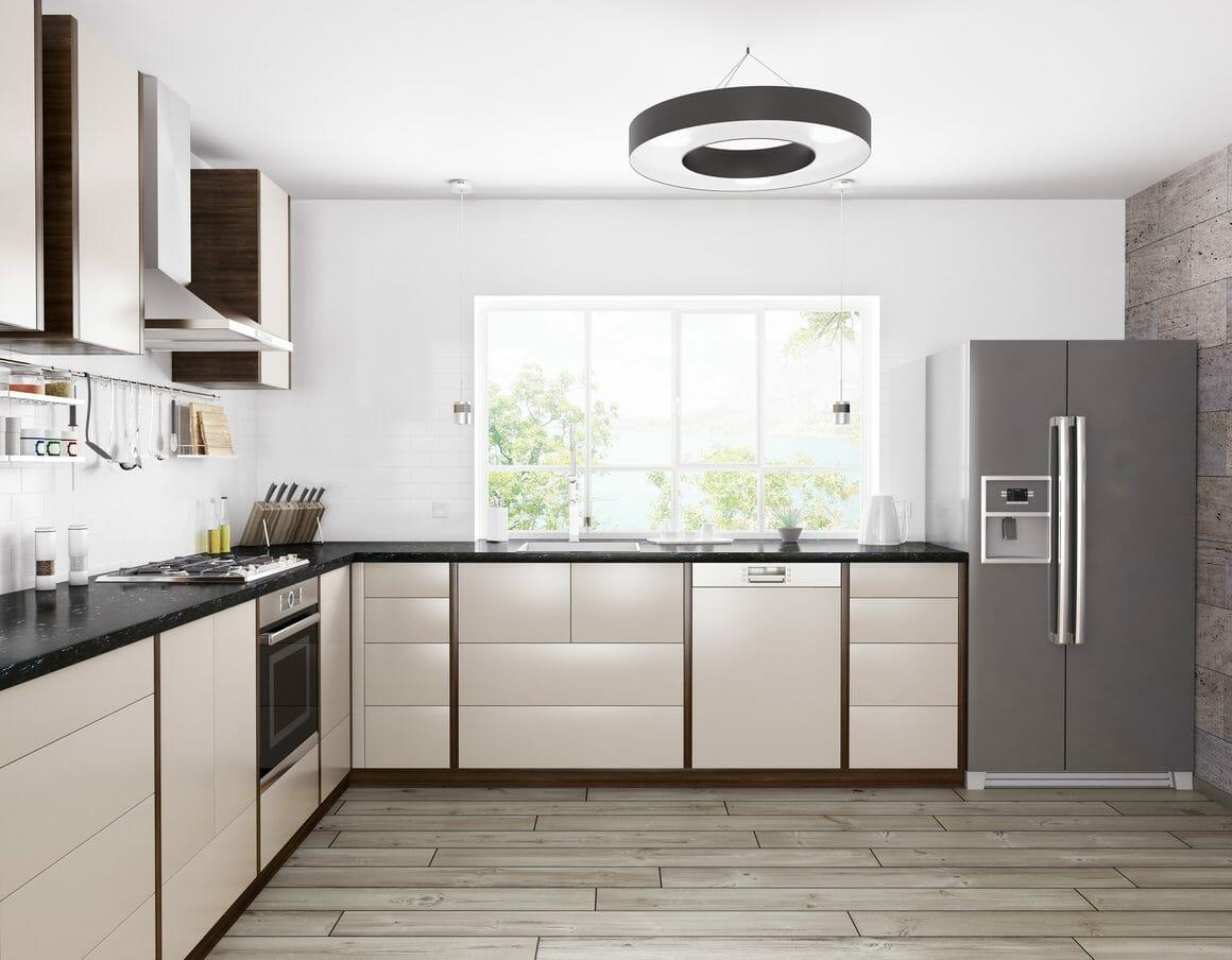 L型キッチンのリフォーム費用や価格は?