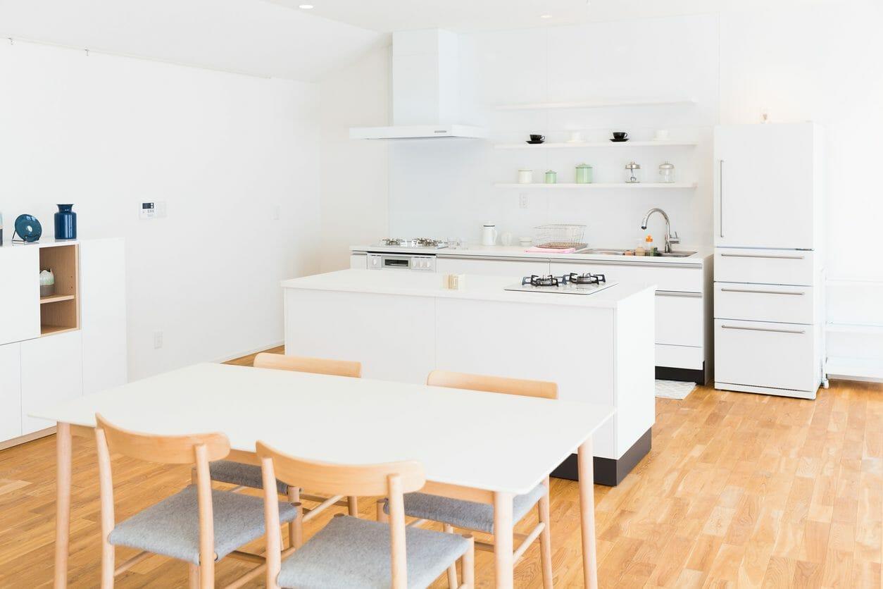 オープンキッチンのリフォームにかかる費用・価格の相場は?