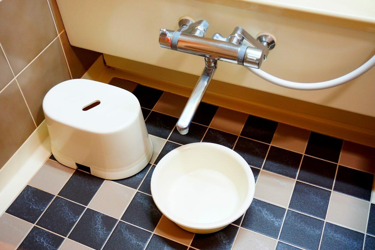 和式の浴槽とは?メリットとデメリットを解説します