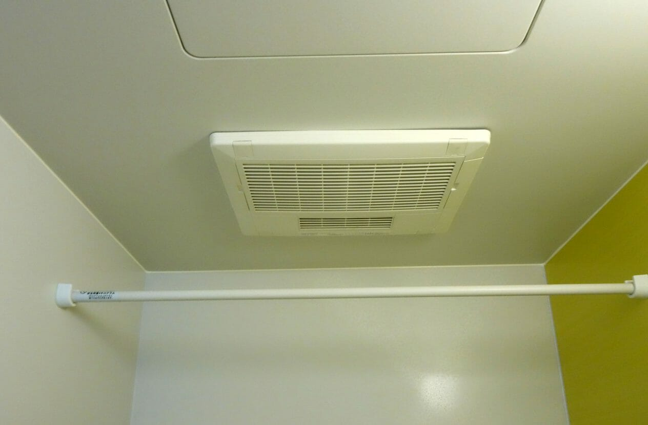 浴室乾燥機の価格や交換取り付け・後付け工事の費用はいくら?