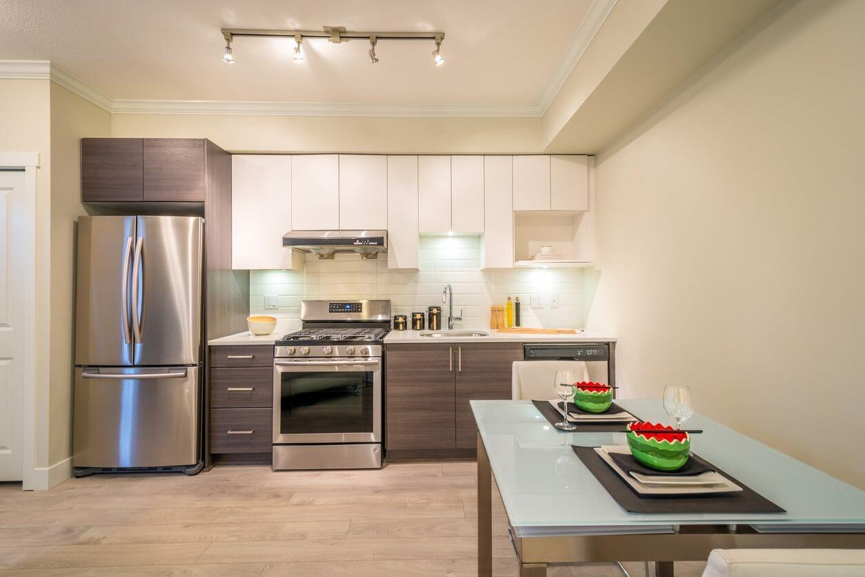 壁付けキッチンI型のメリット・デメリット、費用相場はどれくらい?