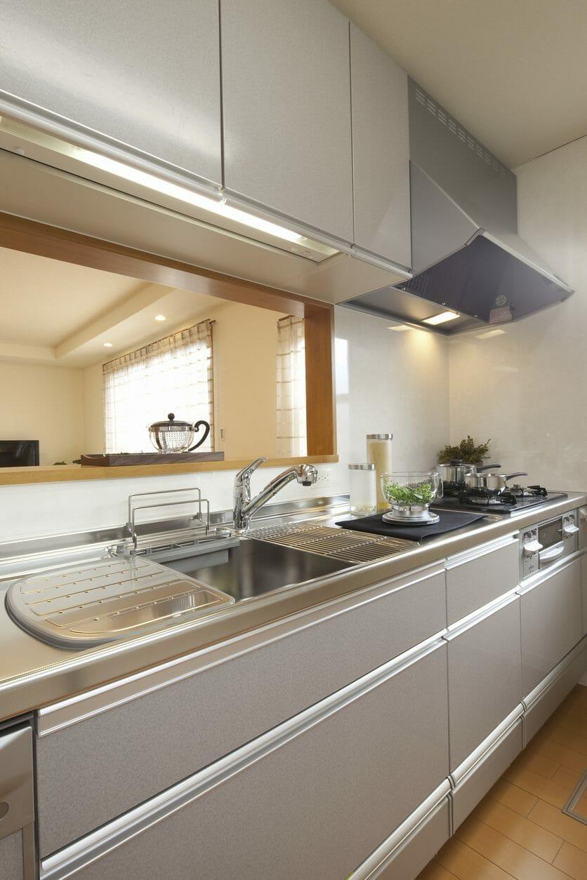 セミオープンキッチンのリフォームにかかる費用・価格の相場は?
