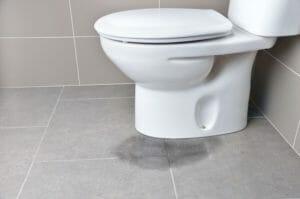 トイレ 水 漏れ 修理 代