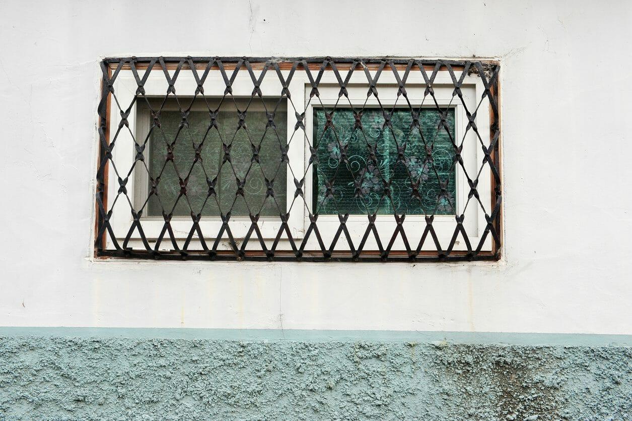 窓に面格子を取り付ける価格は?