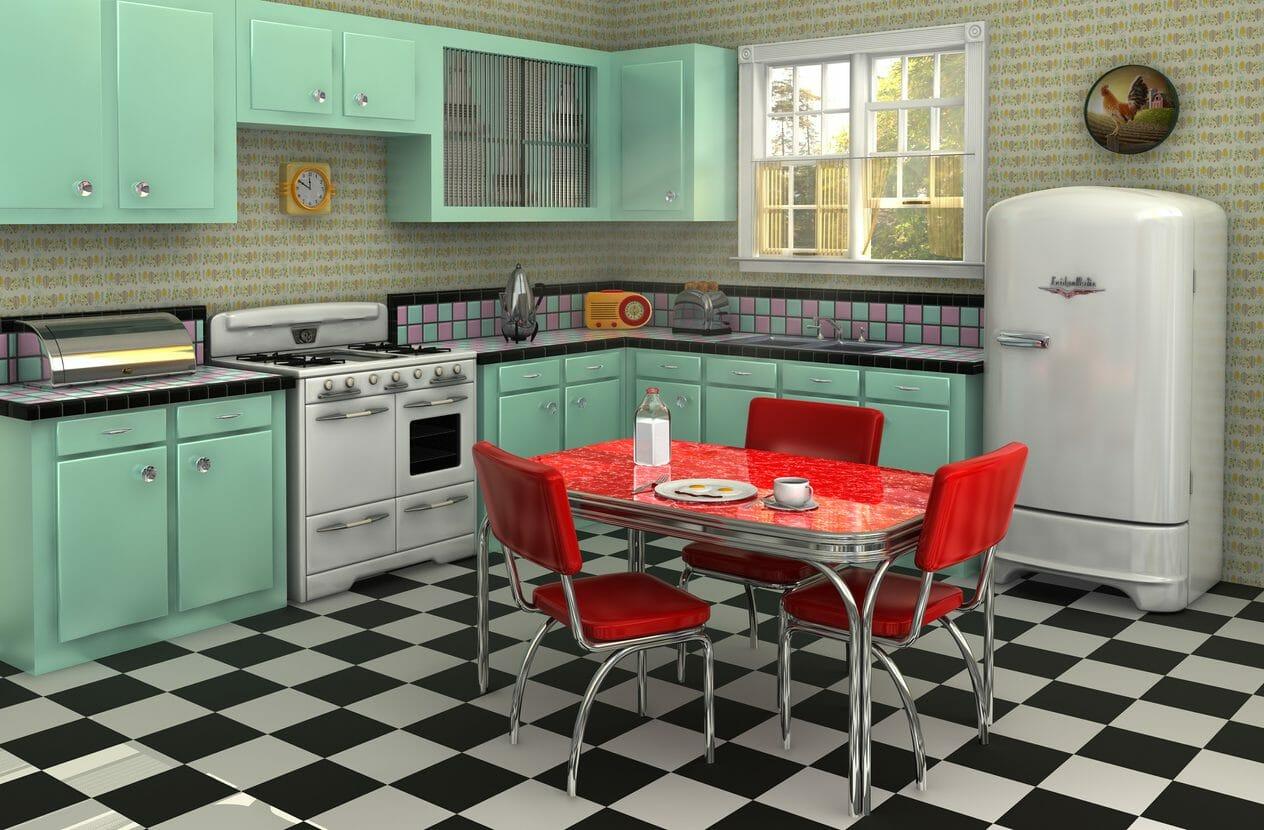 キッチンの壁紙・クロスの選び方は?