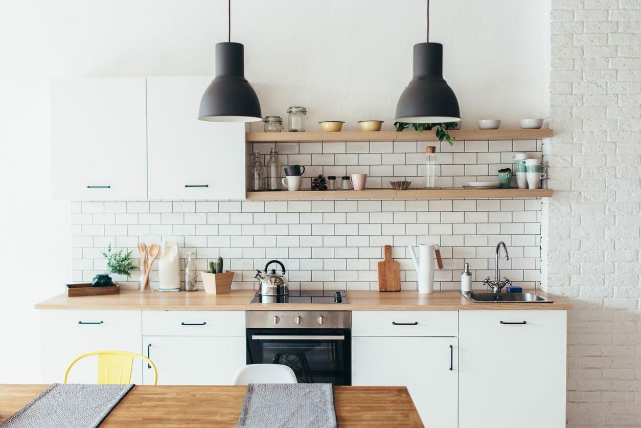 壁付けキッチンのレイアウト・メリットデメリットを紹介します!