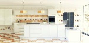 キッチン リフォーム 洋風